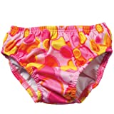 Swim Diaper - Pink Bubble L