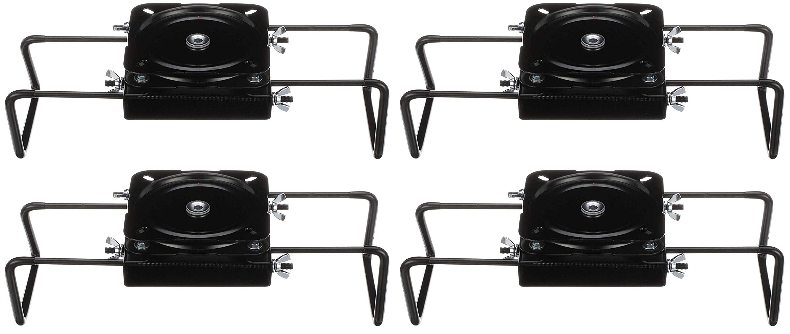 attwood Corporation Seat Mount Clamp-On with Swivel (Fоur Расk) by attwood