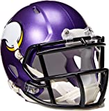 Riddell Forever Collectibles - Minnesota Vikings - Nfl Mini Helm - Purple