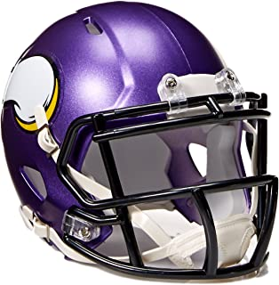 Riddell NFL Minnesota Vikings Speed Mini Helmet