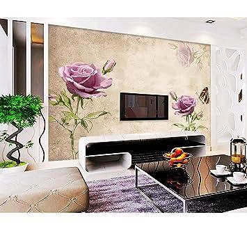 Amazoncom Custom Photo Wallpaper 3d Stereo Wallpaper Mural