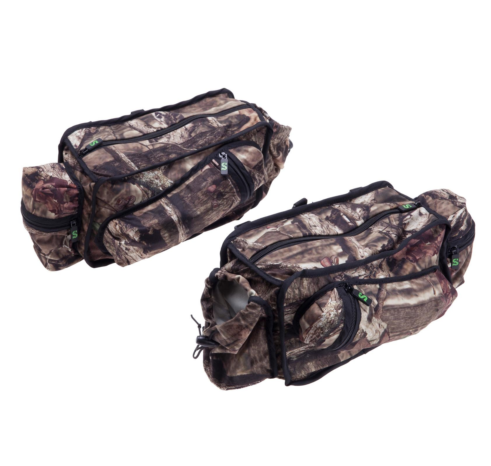 Summit Treestands Side Storage Bag, Mossy Oak Camo