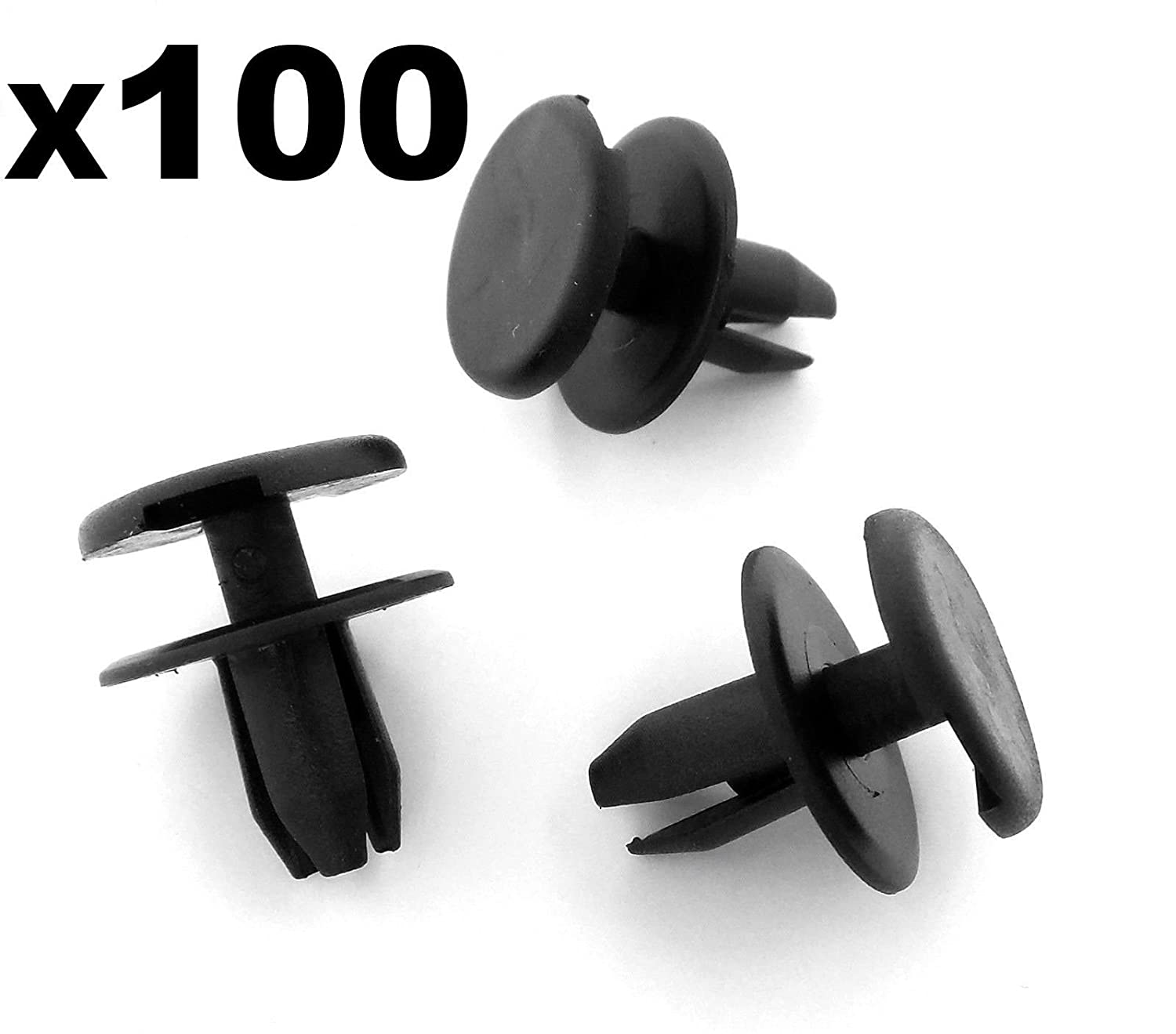 For Vauxhall Astra Signum Vectra Front Bumper Clips Plastic Rivets