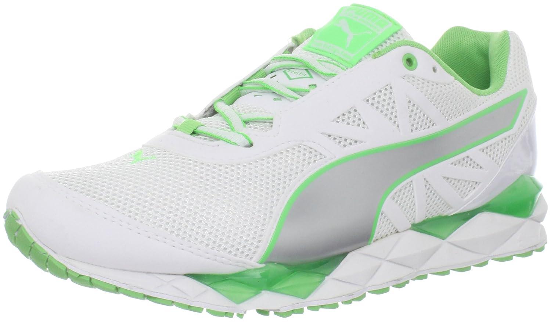 online store ad849 eb810 Amazon.com   Puma Women s Pumagility xt Elite WN s-w, White Silver Summer  Green, 5.5 B US   Running