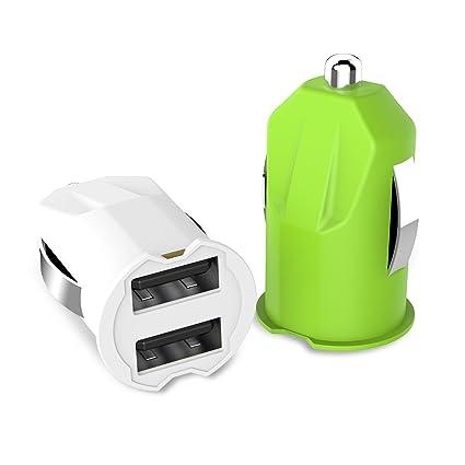 Amazon.com: Cargador de coche UMECORE de carga rápida de ...