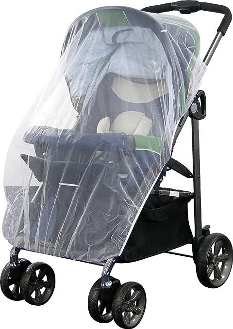 Mosquitera para carrito o silla de blanco marca Helly
