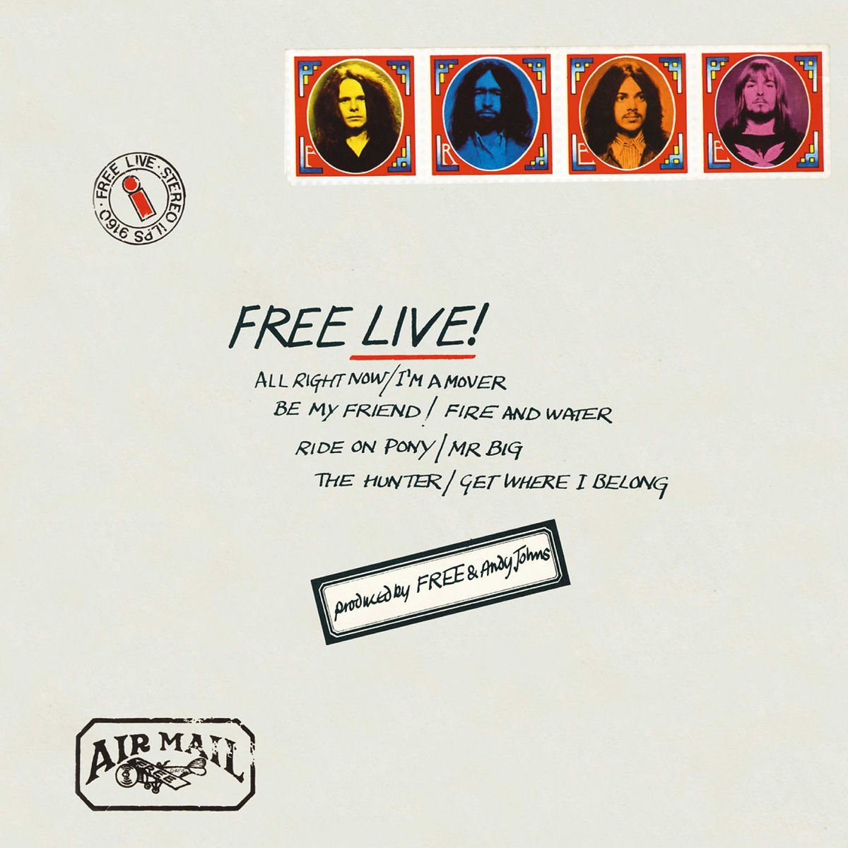 Free - Free Live (United Kingdom - Import)