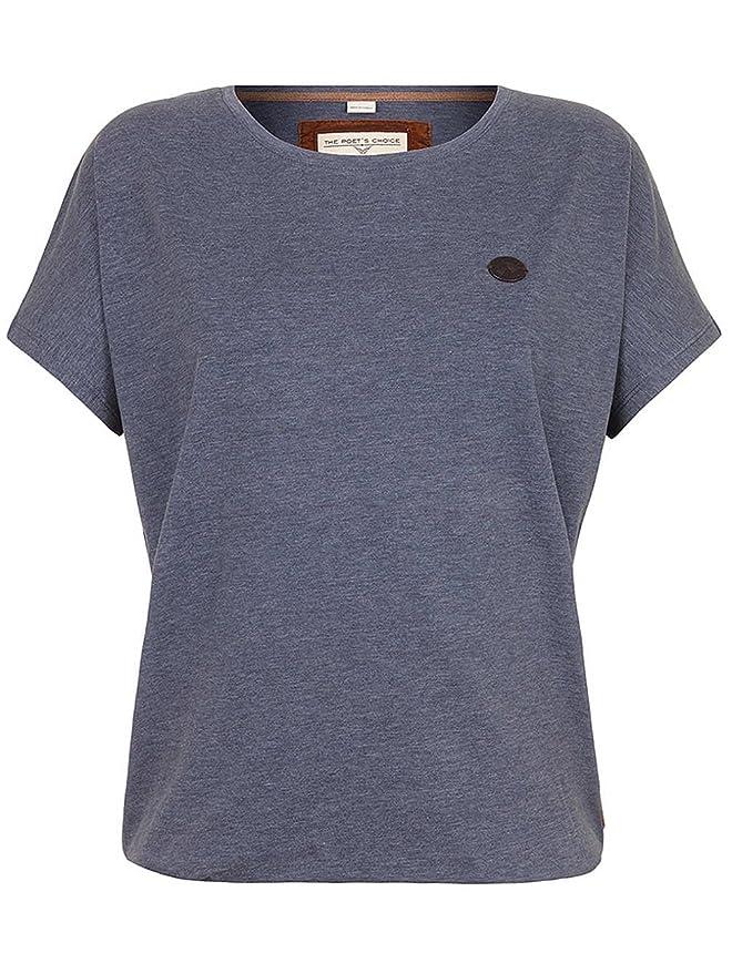 Naketano Damen T Shirt Acid Girl VII T Shirt