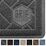 GRIP MASTER Durable Premium Cat Litter Mat (35×23), Highly Effective, XL Jumbo, No Phthalate, Water Resistant, Traps Litter from Box and Cats, Scatter Control, Mats Soft on Kitty Paws (Graphite) Review