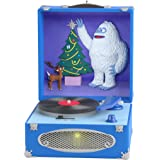 Hallmark Keepsake Ornament 2019 Year Dated Rudolph The Red-Nosed Reindeer Record Player with Light and Sound (Plays A…
