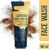 Beardhood Caffeine Face Wash For Men, 100ml