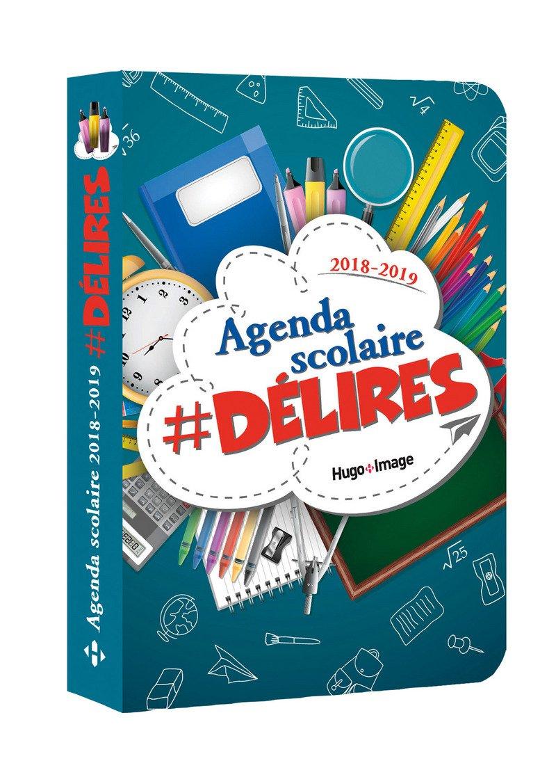 Agenda scolaire #Délires: Amazon.es: Jef Cortes, Christophe ...