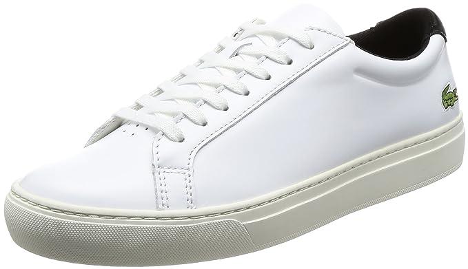 Lacoste Hombre L.12.12 317 4 Zapatillas de Deporte CAM, Blanco: Amazon.es: Ropa y accesorios