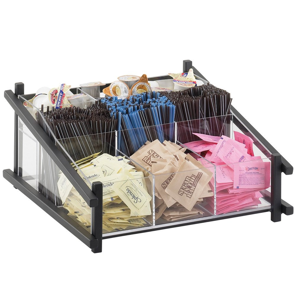 Calmil 1148-13 One by One Condiment Organizer, 14