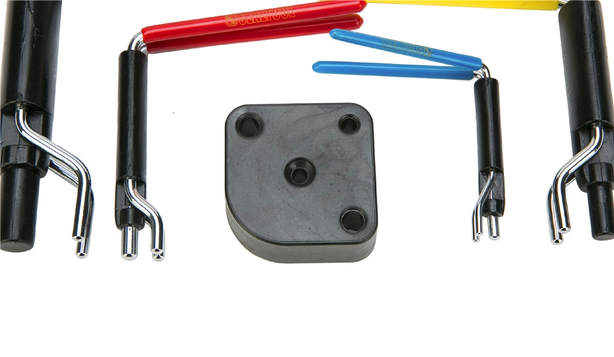 8milelake Hydraulic Cylinder Piston Rod Seal U-cup Installation Tool kit by 8MILELAKE (Image #2)