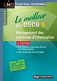 Le meilleur du DSCG 5 - Management des systèmes d'information 4e édition