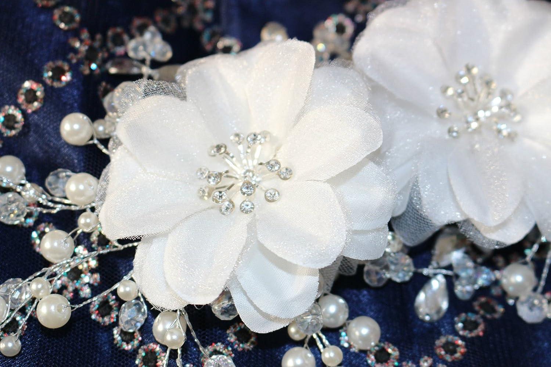 Tiaras & Haarreifen Sale % Haarschmuck Brautschmuck Lilie Blume Haarblume Hochzeit Neu Braut-accessoires