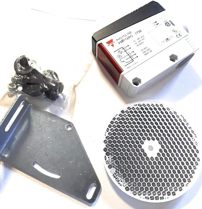 JFE SP fotocélula infrarroja exterior reflexiva de la fotocélula ...