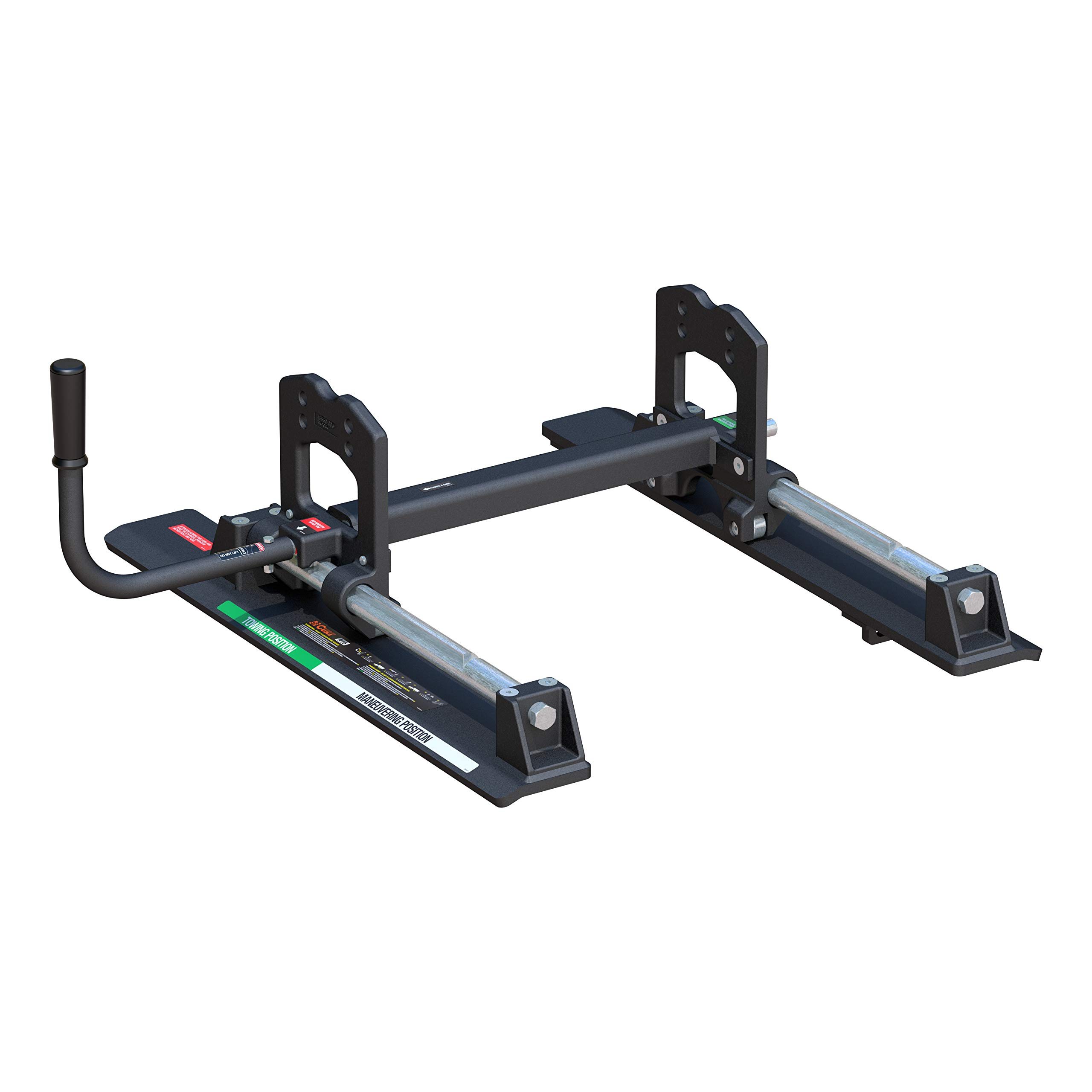 CURT 16560 R16 5th Wheel Roller for Short Bed Trucks, 16,000 lbs by CURT