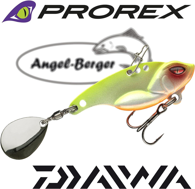 Angel-Berger Daiwa Prorex Metal VIB Vibrationsk/öder Spin Jig alle Modelle Stahlvorfach