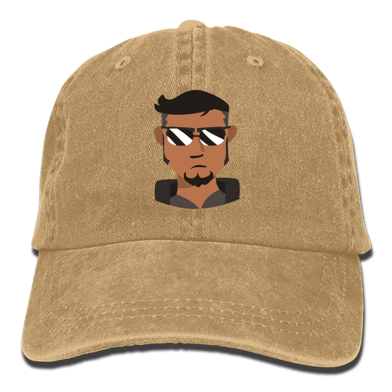 I Can T Breathe Classic Retro Cowboy Hat Baseball Cap Adjustable Outdoor Hat