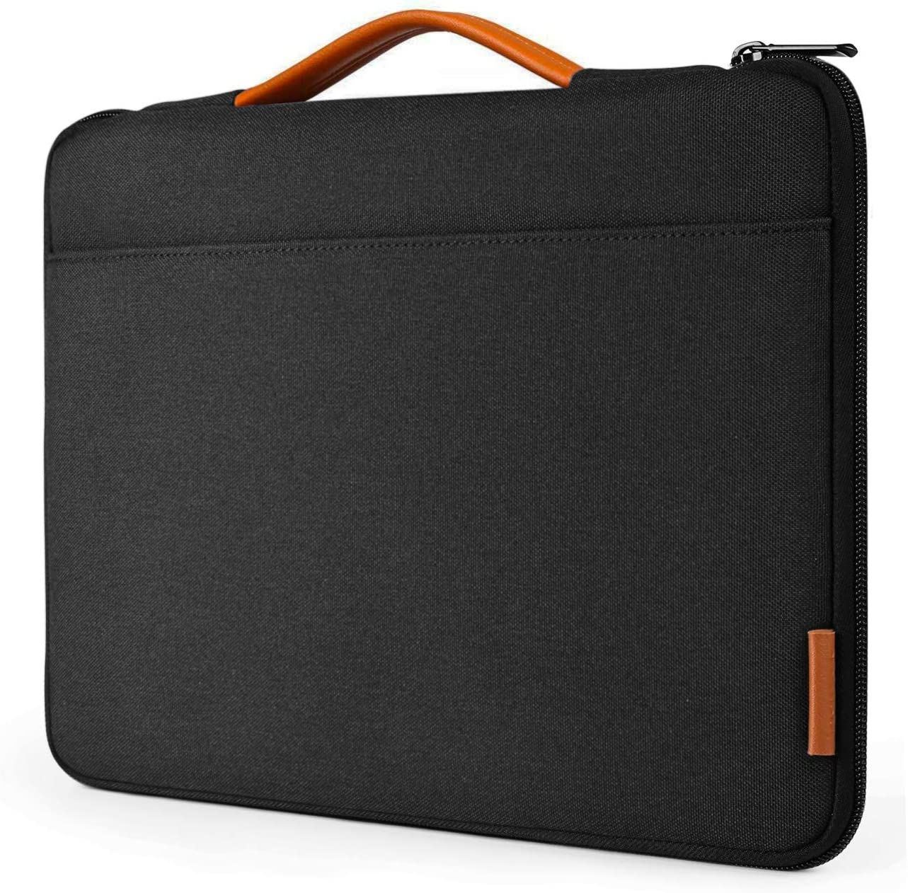 Inateck 13-13.3 Inch Laptop Case Bag Compatible 13.3 Inch MacBook Air 2010-2020/MacBook Pro Retina 13'' 2012-2015, 2020/2019/2018/2017/2016,Surface Pro 3/4/5/6/7/X, Surface Laptop 2017/2/3 - Black