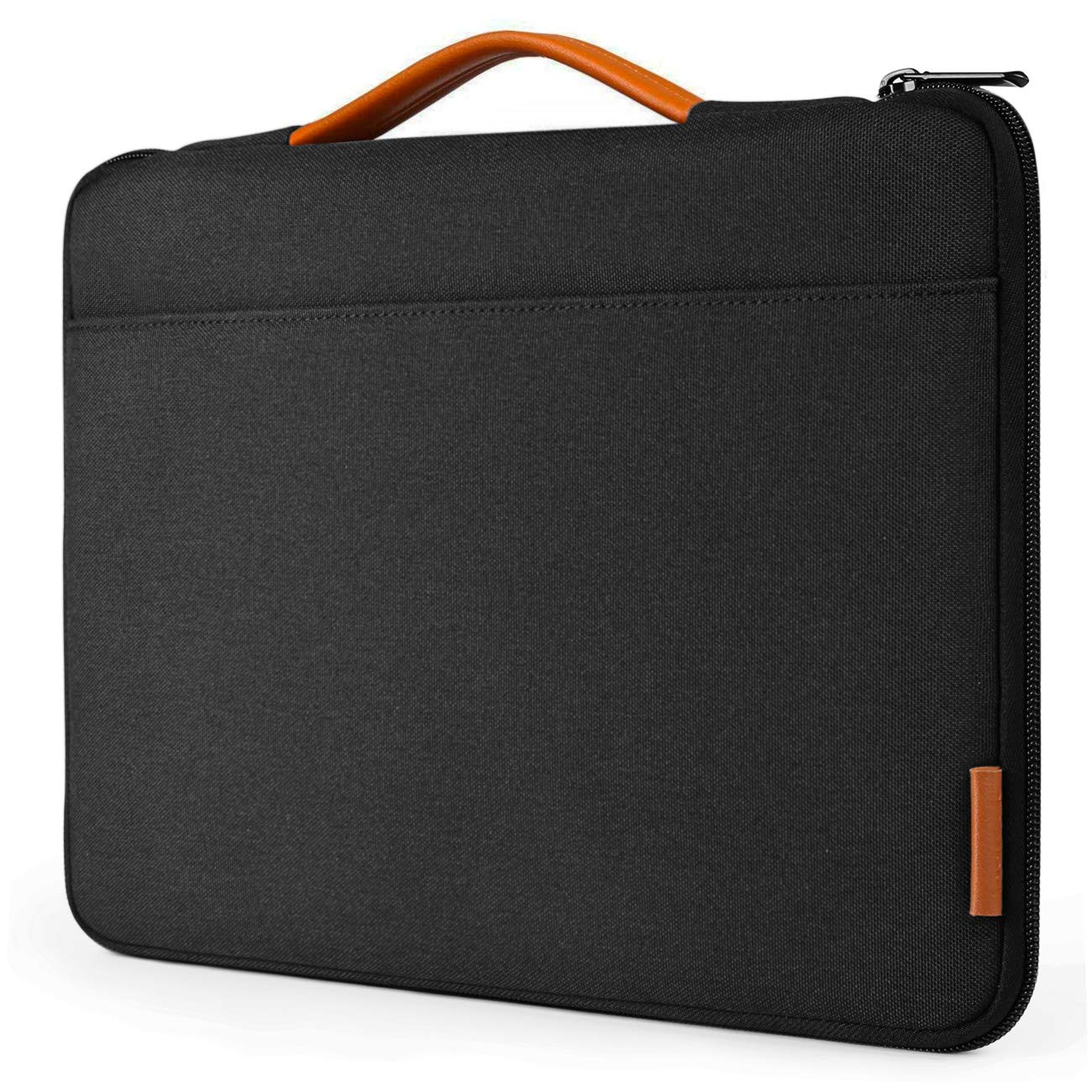 Inateck 13-13.3 Inch Laptop Case Bag Compatible 13.3 Inch MacBook Air(including 2018)/MacBook Pro Retina 13'' 2012-2015,2018/2017/2016,Surface Pro 3/4/5/6, Surface Laptop 2017/Surface Laptop 2 - Black by Inateck
