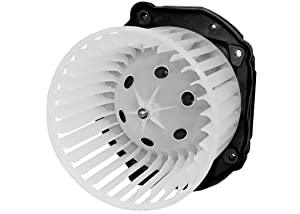 ACDelco 15-80665 GM Original Equipment Heating and Air Conditioning Blower Motor with Wheel