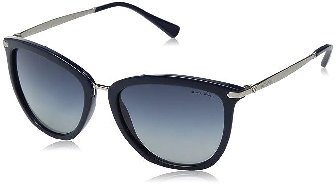 Ralph 0RA5245, Gafas de sol para Mujer, Blue 55: Amazon.es ...