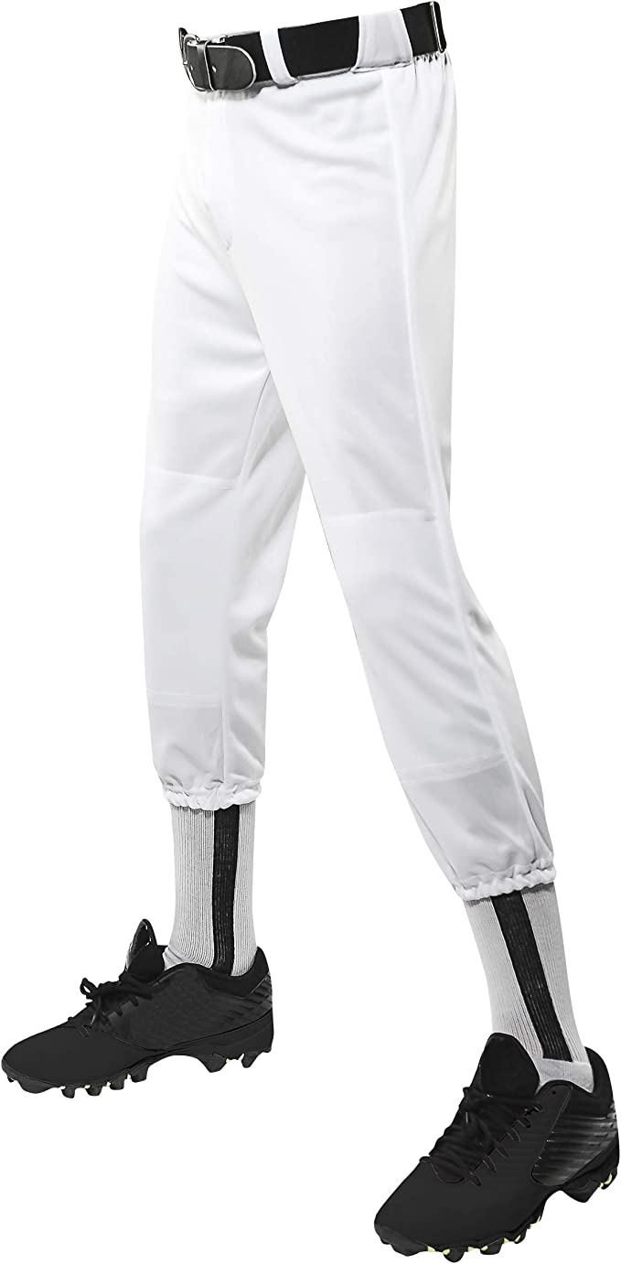 Amazon.com: CHAMPRO Performance Youth Pull-Up Baseball Pant with Belt Loops: Clothing