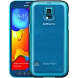 Samsung Galaxy S5 Sport See Through Transperent CLEAR Case, Slim Fit Snap On Cover by Trek Case
