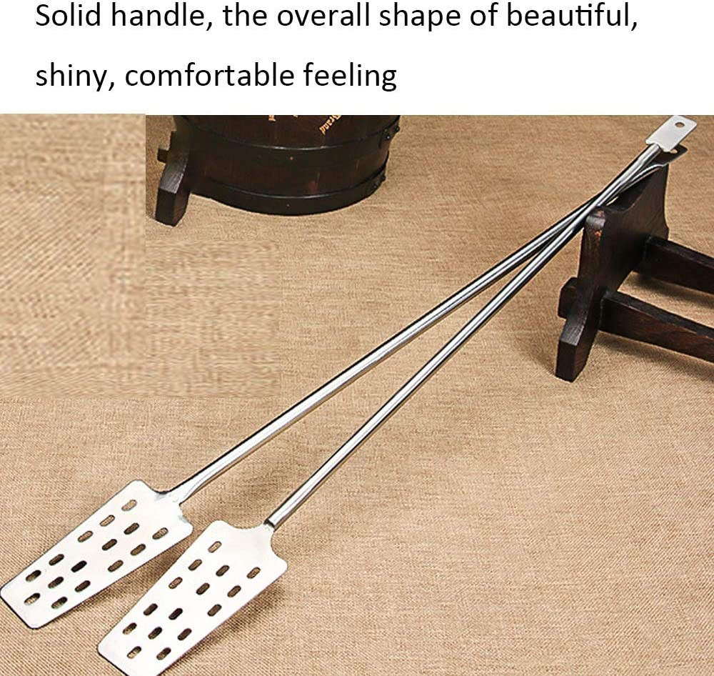 Moligh doll Stainless Steel Mash Tun Mixing Stirrer Paddle Durable for Home Brew Making Optimal Mixing with Hanging Hook