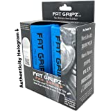Fat Gripz - The Simple Proven Way to Get Big Biceps & Forearms Fast (Men's Health Magazine Home Gym Award 2020) (2.25…