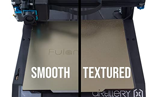 Fulament - Placa flexible PEI de doble cara con recubrimiento en ...