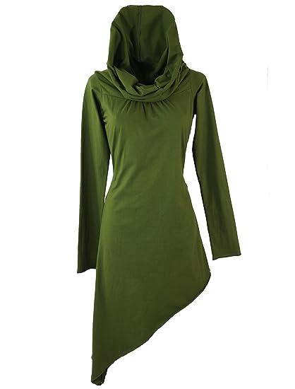 GURU-SHOP - Vestito - Donna verde 38  Amazon.it  Abbigliamento 48858108957