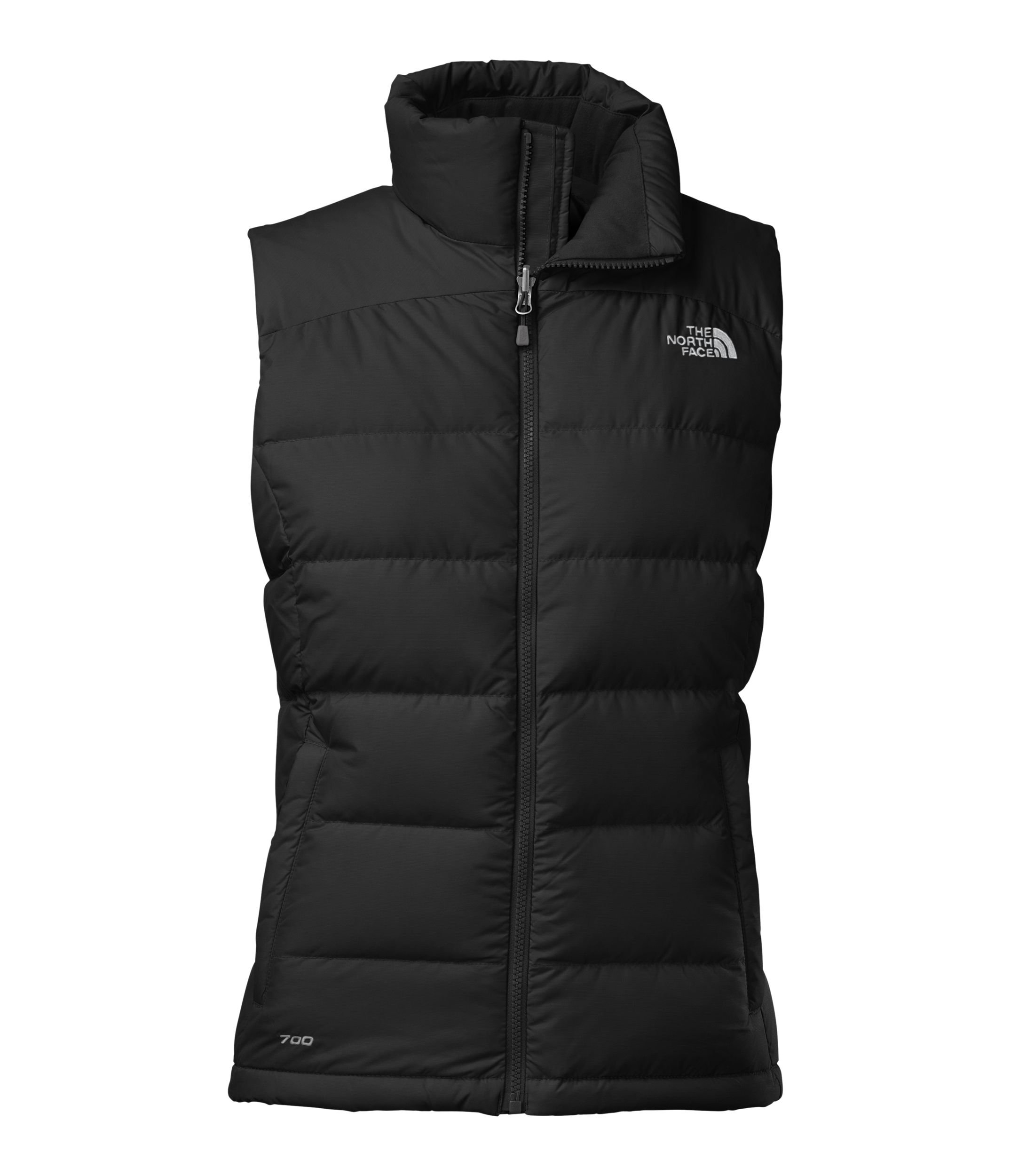 The North Face Nuptse 2 Vest - Women's TNF Black X-Large