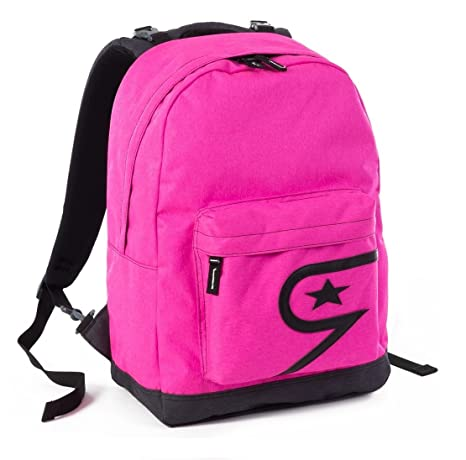 796fd96665 Seven The Double Pro Zaino Casual, 43 cm, 24 litri, Rosa: Amazon.it ...