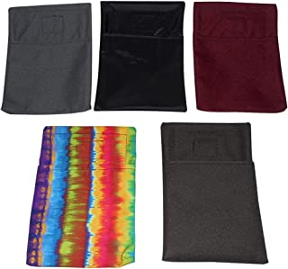 product image for BAGS USA Trash Bag for Cars,Trucks and Vans,Litter or Waste Bag Easy to Clean,Made in U.S.A. (Maroon)