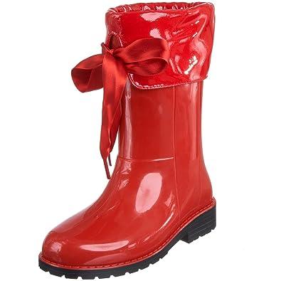 profiter de gros rabais nouveau concept gamme complète de spécifications tty Xerise, Boots Fille - Bottes de Pluie Fourrées - Rouge ...