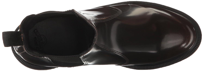 Dr. Martens Women's Flora Chelsea Boot B01IDUZ1L6 6 Medium UK (8 US)|Tan Arcadia