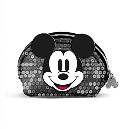Mickey Mouse Shy-Monedero Oval: Amazon.es: Equipaje