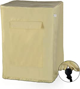 TURBRO Dust Cover for Portable AC and Dehumidifier, Storage Bags, Fits up to 19.7 x 15 x 26.8 Inches, Anti-Dust Storage Bags, Protection Cover for Home Appliances