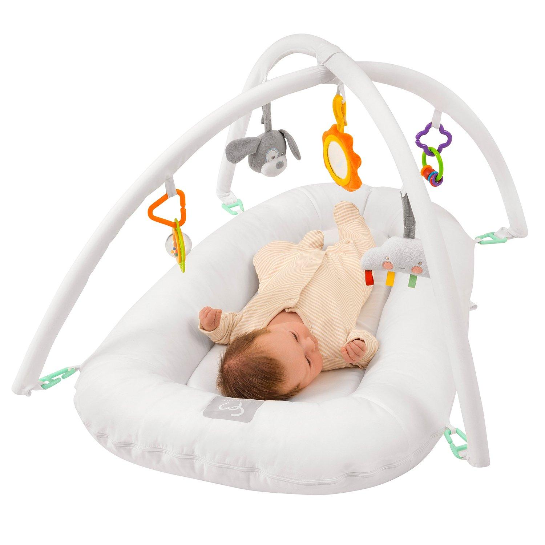Clevamama - Arco de juego para nido para bebés 7212