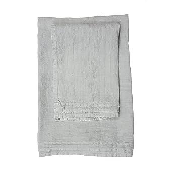 La Fabbrica del Lino Set Asciugamano Viso + Asciugamano ...