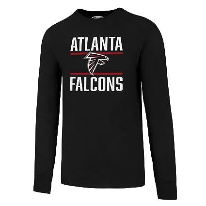 ccdc4d19 OTS NFL Adult Men's NFL Atlanta Falcons Men's Rival Long Sleeve Tee