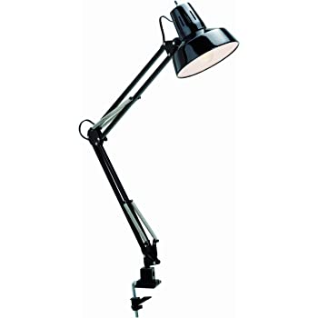 Satco Products Sf76 359 Clamp On Swing Arm Drafting Light