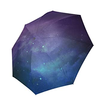 Personalizado Universo CGV moda paraguas plegable paraguas de viaje