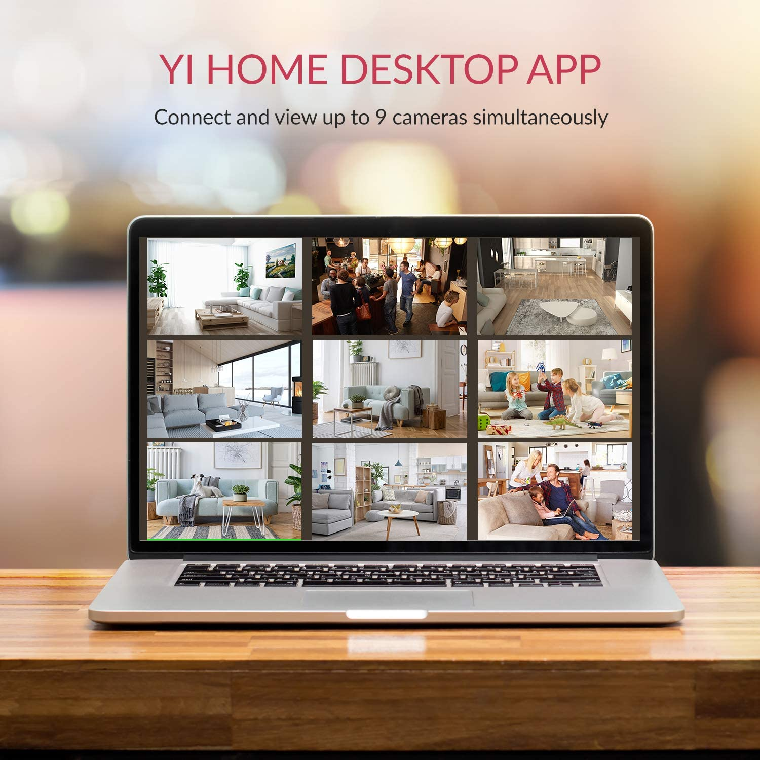 YI Home Camera Surveillance