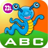 ABC Letters, Numbers, Shapes and Colors with Mathaliens: Preschool All-In-One Learning Adventure A to Z - Letter Quiz, Math Bingo (Numbers and Shapes), Learn to Read Alphabet Bingo: Fun Games for Toddler & Kindergarten Kids Explorers by Abby Monkey® offers