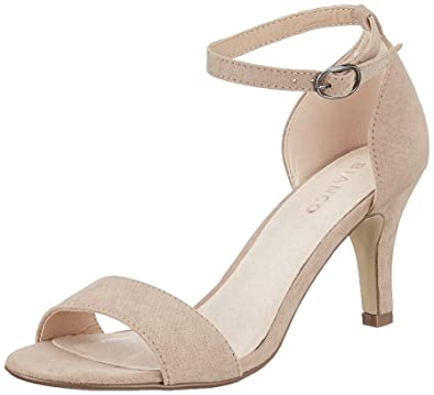 Bianco Damen Low Basic Sandal Riemchensandalen